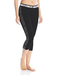 Under Armour Women's Favorite Graphic Capris