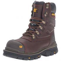 "Caterpillar Men's Premier 8"" Waterproof TX Comp Toe Industrial and Construction Shoe"