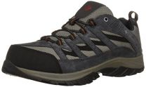 Columbia Men's Crestwood Breathable, High-Traction Grip