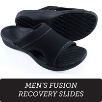 Powerstep Men's Fusion Recovery Slides