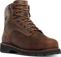 """Danner Workman 6"""" Brown At Boots"""