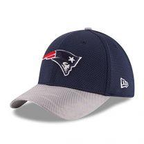 New England Patriots New Era On-Field Sideline 39THIRTY Flex Fit Hat / Cap