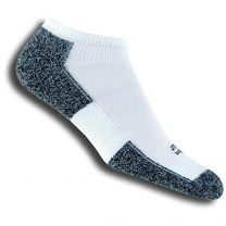 Thorlos Unisex Light Running Thin Padded Socks (Ankle / Low Cut)
