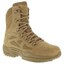 """Reebok Work Women's Rapid Response RB RB897 Stealth 8"""" Tactical Boot"""