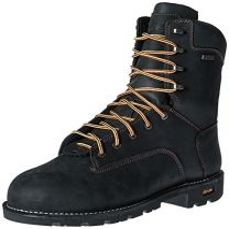 "Danner Men's Gritstone 8"" Black AT Work Boot"