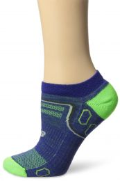 New Balance Unisex 1 Pack Technical Elite Nbx Merino Wool No Show Socks