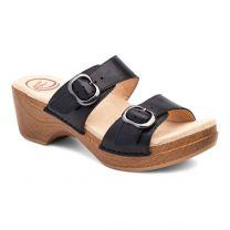 Dansko Women's Sophie Black Full Grain Leather  - 9841022200