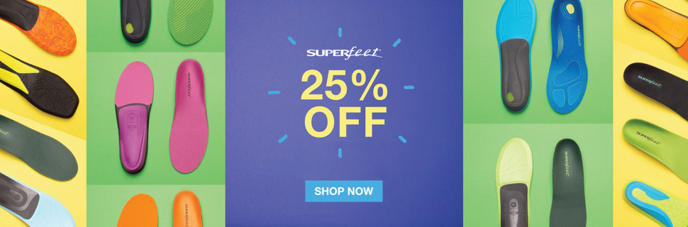 SuperFeet Sale!